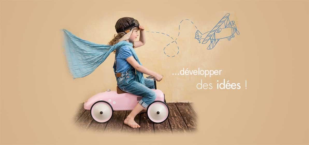 …une fringale d'idées !
